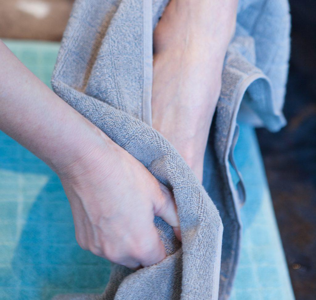 detox voeten bad snel ontgiften