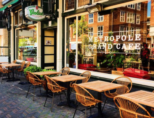 Weekendtip!: Grand café Metropole Arnhem