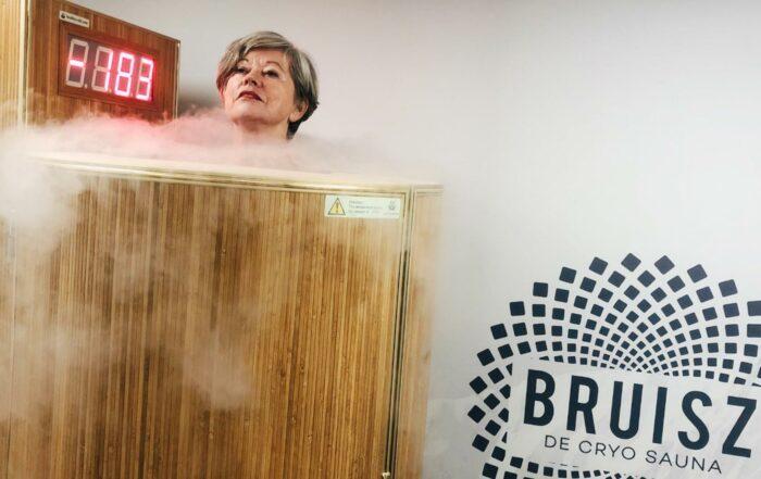 reuma ervaring cryo sauna